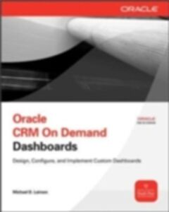 Ebook in inglese Oracle CRM On Demand Dashboards Lairson, Michael D.