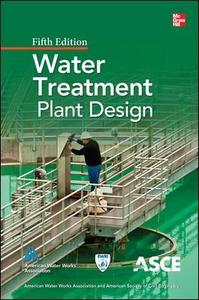 Libro Water treatment plant design