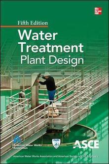 Water treatment plant design - copertina