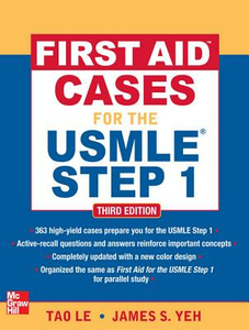 Ebook in inglese First Aid Cases for the USMLE Step 1, Third Edition Le, Tao