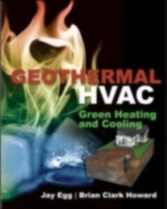 Ebook in inglese Geothermal HVAC Egg, Jay , Howard, Brian
