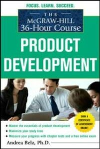 Foto Cover di McGraw-Hill 36-Hour Course Product Development, Ebook inglese di Andrea Belz, edito da McGraw-Hill Education