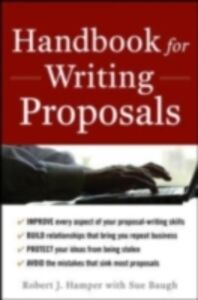 Ebook in inglese Handbook For Writing Proposals, Second Edition Baugh, L. , Hamper, Robert