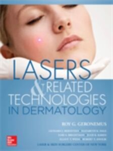 Ebook in inglese Lasers and Related Technologies in Dermatology Geronemus, Roy