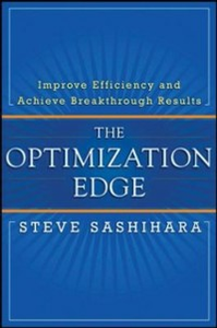 Ebook in inglese Optimization Edge: Reinventing Decision Making to Maximize All Your Company's Assets Sashihara, Stephen
