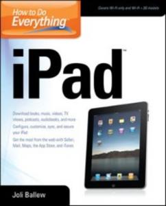 Ebook in inglese How to Do Everything iPad Ballew, Joli