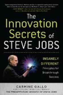 The innovation secrets of Steve Jobs - Carmine Gallo - copertina