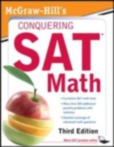 Ebook in inglese McGraw-Hill's Conquering SAT Math, Third Edition Postman, Robert , Postman, Ryan