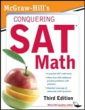 McGraw-Hill's Conquering SAT Math, Third Edition