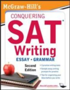 Ebook in inglese McGraw-Hill s Conquering SAT Writing, Second Edition Black, Christopher
