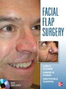Facial flaps surgery. Con DVD - Glenn D. Goldman,Leonard M. Dzubow,Christopher B. Yelverton - copertina