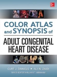 Ebook in inglese Color Atlas and Synopsis of Adult Congenital Heart Disease Daniels, Curt , Zaidi, Ali