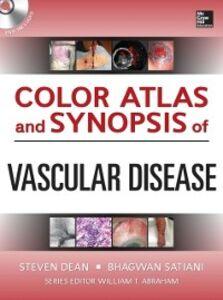 Ebook in inglese Color Atlas and Synopsis of Vascular Disease Dean, Steven , Satiani, Bhagwan