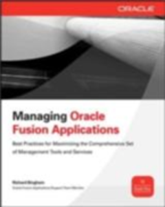 Ebook in inglese Managing Oracle Fusion Applications Bingham, Richard