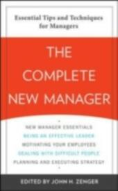 Complete New Manager