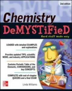 Foto Cover di Chemistry DeMYSTiFieD, Second Edition, Ebook inglese di Linda D. Williams, edito da McGraw-Hill Education