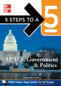 Ebook in inglese 5 Steps to a 5 AP US Government and Politics with CD-ROM, 2012-2013 Edition Lamb, Pamela K.