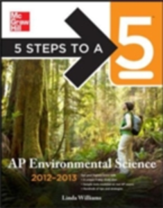 Ebook in inglese 5 Steps to a 5 AP Environmental Science, 2012-2013 Edition Williams, Linda D.