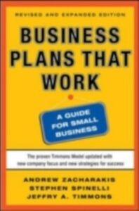 Ebook in inglese Business Plans that Work: A Guide for Small Business 2/E Spinelli, Stephen , Timmons, Jeffry , Zacharakis, Andrew