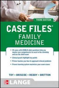 Libro Case files family medicine Eugene C. Toy , Donald Briscoe , Bruce S. Britton