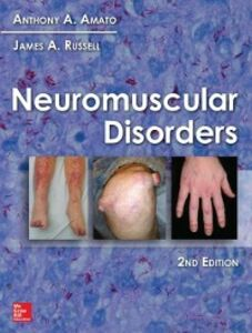 Foto Cover di Neuromuscular Disorders, 2nd Edition, Ebook inglese di Anthony Amato,James Russell, edito da McGraw-Hill Education