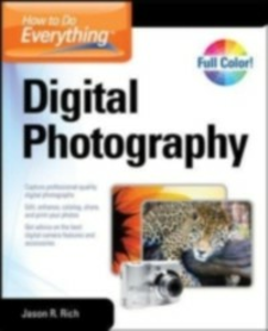 Ebook in inglese How to Do Everything Digital Photography Rich, Jason R.