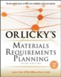 Ebook in inglese Orlicky's Material Requirements Planning, Third Edition Ptak, Carol , Smith, Chad