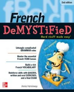 Ebook in inglese French DeMYSTiFieD, Second Edition Heminway, Annie