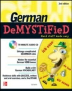 Ebook in inglese German DeMYSTiFieD, Second Edition Swick, Ed