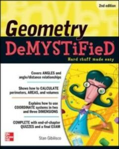 Ebook in inglese Geometry DeMYSTiFieD, 2nd Edition Gibilisco, Stan
