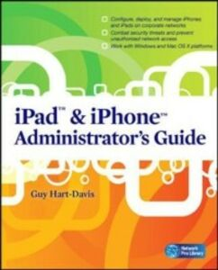 Ebook in inglese iPad & iPhone Administrator's Guide Hart-Davis, Guy