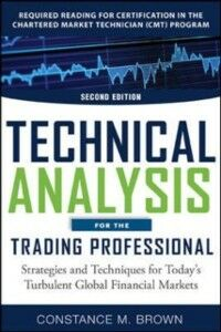 Foto Cover di Technical Analysis for the Trading Professional, Second Edition: Strategies and Techniques for Today s Turbulent Global Financial Markets, Ebook inglese di Constance Brown, edito da McGraw-Hill Education