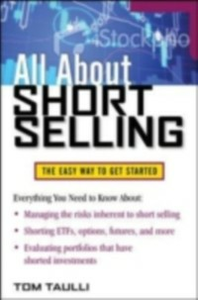 Ebook in inglese All About Short Selling Taulli, Tom