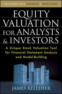 Ebook in inglese Equity Valuation for Analysts and Investors Kelleher, James
