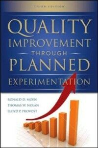 Ebook in inglese Quality Improvement Through Planned Experimentation 3/E Moen, Ronald , Nolan, Thomas , Provost, Lloyd