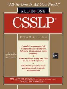 Foto Cover di CSSLP Certification All-in-One Exam Guide, Ebook inglese di Wm. Arthur Conklin,Daniel Shoemaker, edito da McGraw-Hill Education