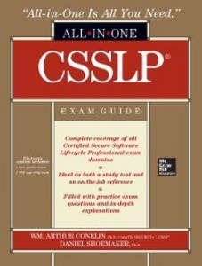 Ebook in inglese CSSLP Certification All-in-One Exam Guide Conklin, Wm. Arthur , Shoemaker, Daniel