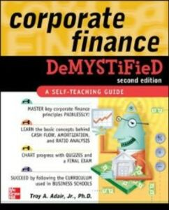 Ebook in inglese Corporate Finance Demystified 2/E Adair, Troy
