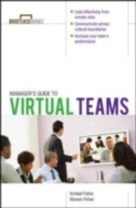 Ebook in inglese Manager's Guide to Virtual Teams Fisher, Kimball , Fisher, Mareen