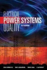 Electrical power sistems quality - copertina
