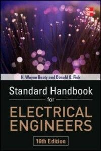 Ebook in inglese Standard Handbook for Electrical Engineers Sixteenth Edition Beaty, H. Wayne , Fink, Donald