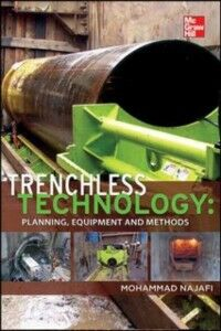 Foto Cover di Trenchless Technology: Planning, Equipment, and Methods, Ebook inglese di Mohammad Najafi, edito da McGraw-Hill Education