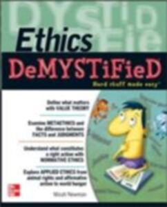 Foto Cover di Ethics DeMYSTiFieD, Ebook inglese di Micah Newman, edito da McGraw-Hill Education