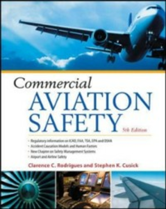 Ebook in inglese Commercial Aviation Safety 5/E Cusick, Stephen K. , Rodrigues, Clarence C.