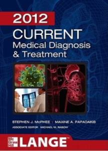 Libro Current medical diagnosis and treatment Maxine A. Papadakis , Stephen J. McPhee , Michael W. Rabow