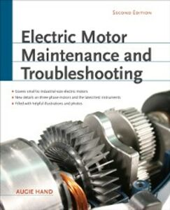 Ebook in inglese Electric Motor Maintenance and Troubleshooting, 2nd Edition Hand, Augie