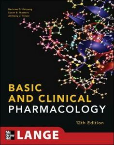Libro Basic and clinical pharmacology Bertram G. Katzung , Susan B. Masters , Anthony J. Trevor