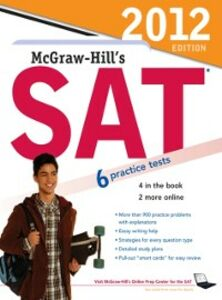 Ebook in inglese McGraw-Hill's SAT, 2012 Edition Anestis, Mark , Black, Christopher