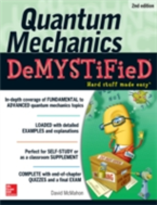 Ebook in inglese Quantum Mechanics Demystified, 2nd Edition McMahon, David