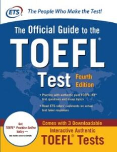 Ebook in inglese Official Guide to the TOEFL Test, 4th Edition Educational Testing Service
